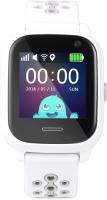 Умные часы детские Wonlex KT04 (белый) -