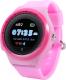Умные часы детские Wonlex KT06 (розовый) -