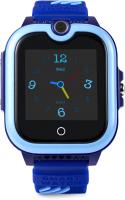 Умные часы детские Wonlex KT13 (голубой) -