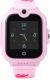 Умные часы детские Wonlex KT13 (розовый) -