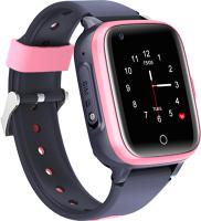 Умные часы детские Wonlex KT15 (розовый) -