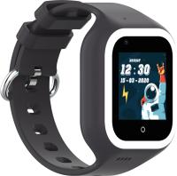 Умные часы детские Wonlex KT21 (черный) -