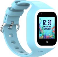 Умные часы детские Wonlex KT21 (голубой) -