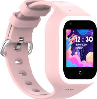 Умные часы детские Wonlex KT21 (розовый) -