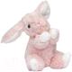 Мягкая игрушка Molli Заяц / 8265SW-MT (розовый) -