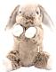Мягкая игрушка Molli Заяц / 8038SW-MT (серый) -