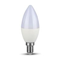 Лампа V-TAC 5.5 ВТ 470LM Е14 3000К SKU-42151 -