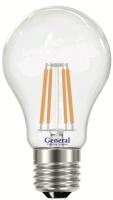 Лампа General Lighting GLDEN-A60S-B-8-230-E27-2700 / 660219 -