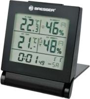 Метеостанция цифровая Bresser MyTime Travel Alarm Clock / 73254 -