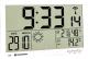 Метеостанция цифровая Bresser MyTime Jumbo LCD / 74647 (белый) -