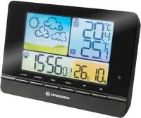 Метеостанция цифровая Bresser MeteoTrend Colour / 71135 (черный) -