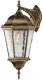 Бра уличное Arte Lamp Genova A1204AL-1BN -