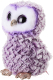 Мягкая игрушка TY Beanie Boo's Сова Moonlight / 36461 -