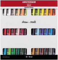 Акриловые краски Amsterdam 17820436 -