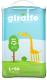 Подгузники-трусики детские Lovular Giraffe L 9-14кг / 429049 (50шт) -