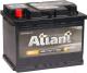 Автомобильный аккумулятор Atlant Black L+ (60 А/ч) -