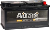 Автомобильный аккумулятор Atlant Black R+ (90 А/ч) -