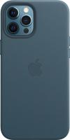 Чехол-накладка Apple Case With MagSafe для iPhone 12 Pro Max Baltic Blue / MHKK3 -