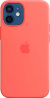 Чехол-накладка Apple Silicone Case With MagSafe для iPhone 12 Mini Pink Citrus/MHKP3 -