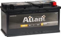 Автомобильный аккумулятор Atlant Black R+ (100 А/ч) -