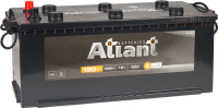 Автомобильный аккумулятор Atlant Black R+ (190 А/ч) -