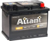 Автомобильный аккумулятор Atlant Black R+ (55 А/ч) -
