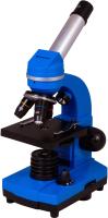 Микроскоп оптический Bresser Junior Biolux SEL 40–1600x / 74322 (синий) -