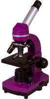 Микроскоп оптический Bresser Junior Biolux SEL 40–1600x / 74321 (фиолетовый) -