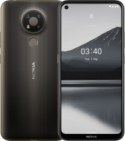 Смартфон Nokia 3.4 3GB/64GB DS / TA-1283 (серый) -
