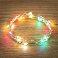 Светодиодная гирлянда Neon-Night Роса 315-959 (RGB) -