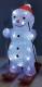 Светодиодная фигура 3D Neon-Night Снеговик на лыжах 513-325 -