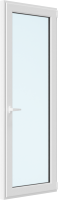 Дверь балконная Brusbox Elementis Kale Поворотно-откидная без импоста правая 3 стекла (800x2200x70) -
