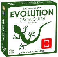 Настольная игра Правильные Игры Эволюция. База / 13-01-01 -