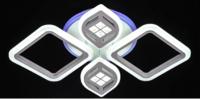 Потолочный светильник Mirastyle WX-6820/2+2 MLR WH -