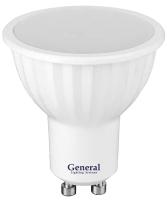 Лампа General Lighting GLDEN-MR16-7-230-GU10-3000 / 660314 -