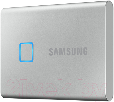 Внешний жесткий диск Samsung T7 Touch 500GB