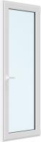 Дверь балконная Brusbox Roto Поворотно-откидная без импоста правая 3 стекла (600x2000x70) -