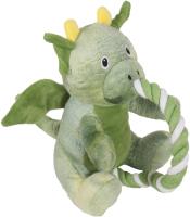 Игрушка для животных Rosewood Дракон / 39174/RW (зеленый) -