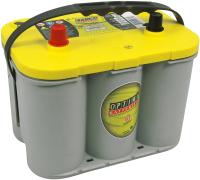 Автомобильный аккумулятор Optima Batteries Batteries YTS4.2 (55 А/ч) -