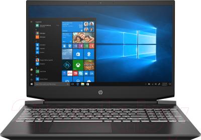 Игровой ноутбук HP Pavilion Gaming 15-ec0077ur (2C7N2EA)