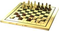 Набор игр Нескучные игры Шахматы, шашки 2 в 1 / С-11а/В-6 -