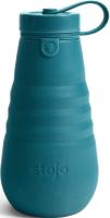 Бутылка для воды Stojo Лагуна W1-LGN -