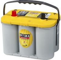 Автомобильный аккумулятор Optima Batteries YTR5.0 (66 А/ч) -