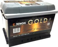 Автомобильный аккумулятор Jenox Gold R+ / 063622 (63 А/ч) -