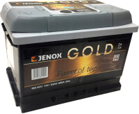 Автомобильный аккумулятор Jenox Gold L+ / 063623 (63 А/ч) -