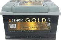 Автомобильный аккумулятор Jenox Gold R+ / 075624 (75 А/ч) -