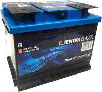 Автомобильный аккумулятор Jenox Classic L+ / 055615 (55 А/ч) -