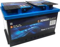 Автомобильный аккумулятор Jenox Classic R+ / 074624 (74 А/ч) -