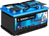 Автомобильный аккумулятор Jenox Classic R+ / 080660 (80 А/ч) -