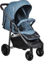 Детская прогулочная коляска Costa Jenny Plus (малахитовый) -
